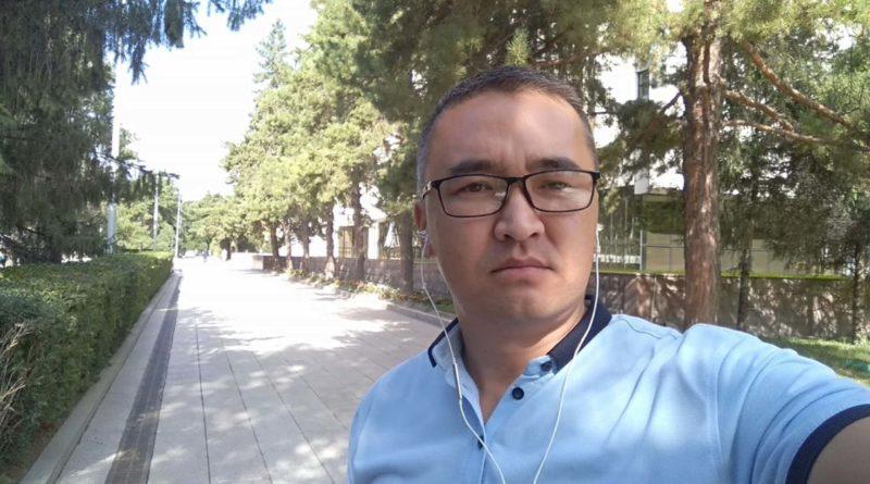В Талдыкоргане оштрафован гражданский активист за опрос жителей