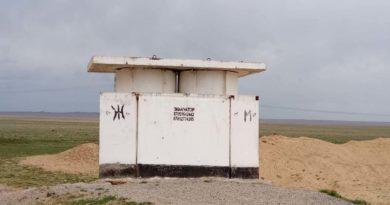 Что твориться с уличными туалетами на трассах?