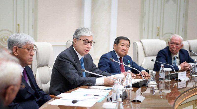 Высказывания президента Касым-Жомарта Токаева в ходе визита в Талдыкорган 2 мая
