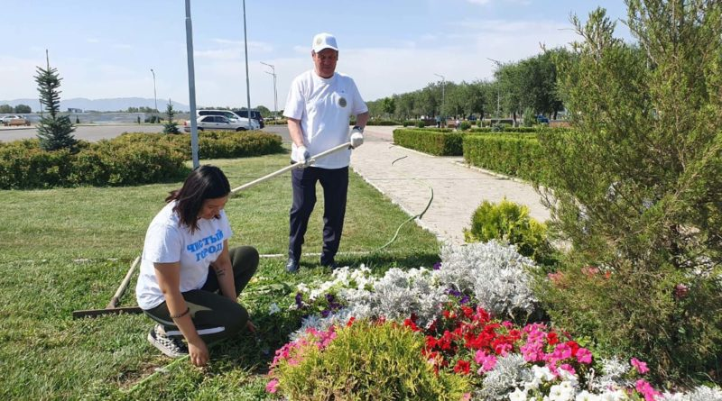 Акимат Талдыкоргана поддержал инициативу общественников!