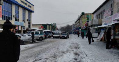 Общественники Талдыкоргана отреагировали на зачистку улиц от торговцев-нелегалов