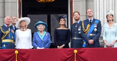 Елизавета II согласилась с желанием принца Гарри