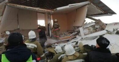 Талгарский районный суд в Алматинской области закрылся на карантин
