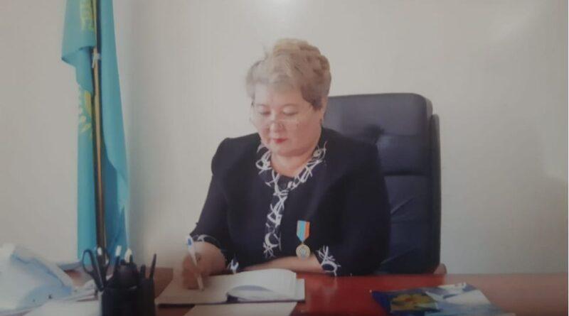 Экс-аким Кызылагаша Саулеш Амитова жалуется на преследование со стороны нынешнего акима