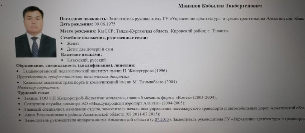 В Алматинской области разваливается новая школа