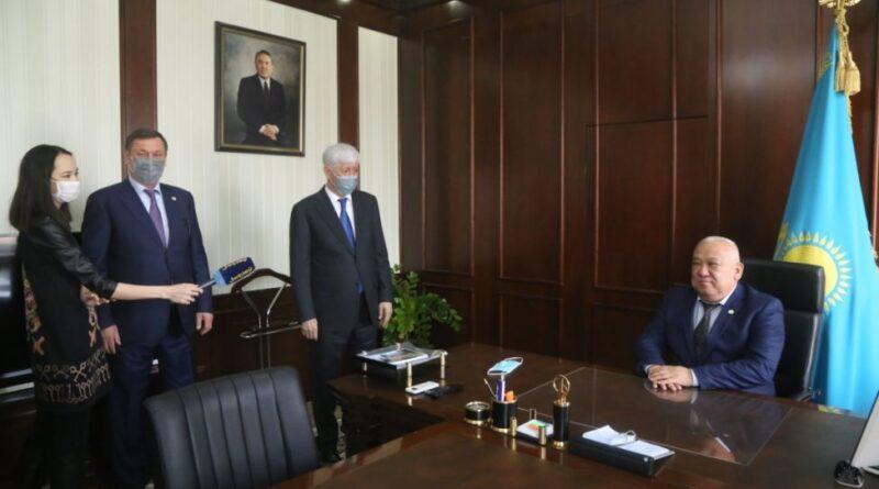 В Талдыкоргане назначили нового акима города