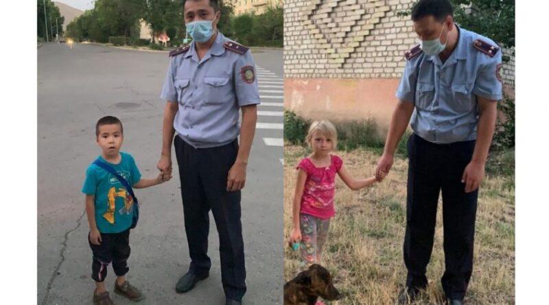Аким Текели Бахтияр Унербаев искал пропавших детей, а нашёл пьющих мужчин