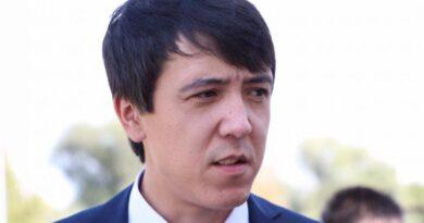 Освободили от занимаемой должности пресс-секретаря акима Алматинской области