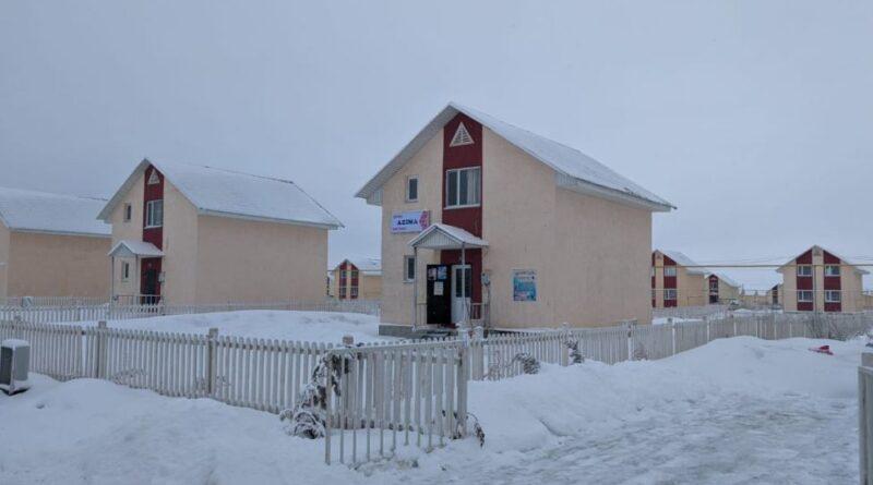 В Алматинской области разваливаются новые дома, построенные по госпрограмме