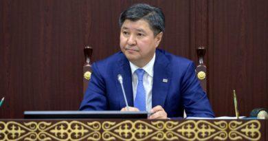 Председатель Верховного суда Жакип Асанов отреагировал на банный скандал в Сарыозеке